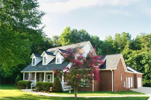 840 Stafford Estates Drive, Salisbury, NC 28146 (MLS #1028100) :: Ward & Ward Properties, LLC