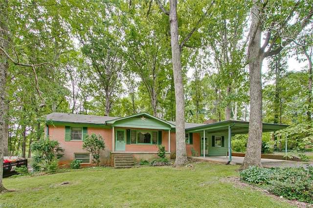 775 April Lane, Asheboro, NC 27205 (MLS #1028197) :: Ward & Ward Properties, LLC