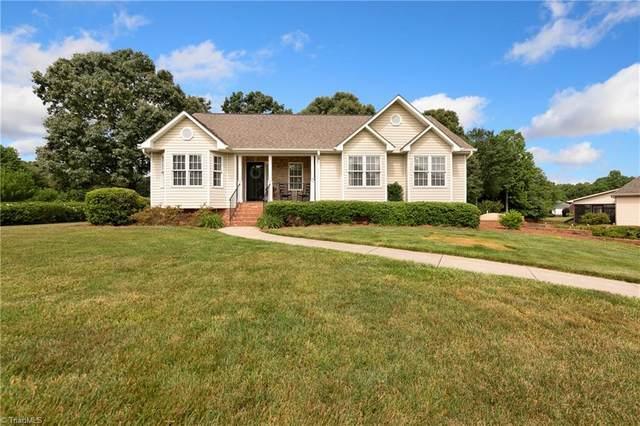 167 Longwood Drive, Advance, NC 27006 (MLS #1028201) :: Berkshire Hathaway HomeServices Carolinas Realty