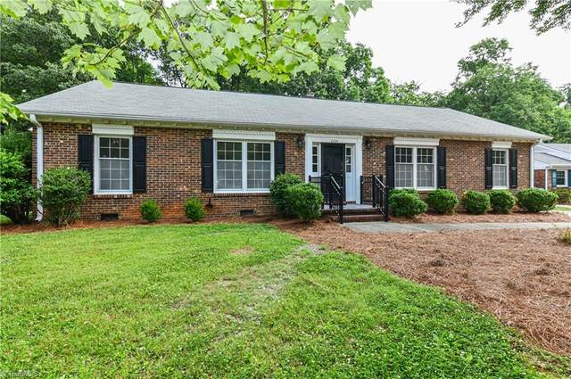 2204 Red Forest Road, Greensboro, NC 27410 (MLS #1028204) :: Berkshire Hathaway HomeServices Carolinas Realty