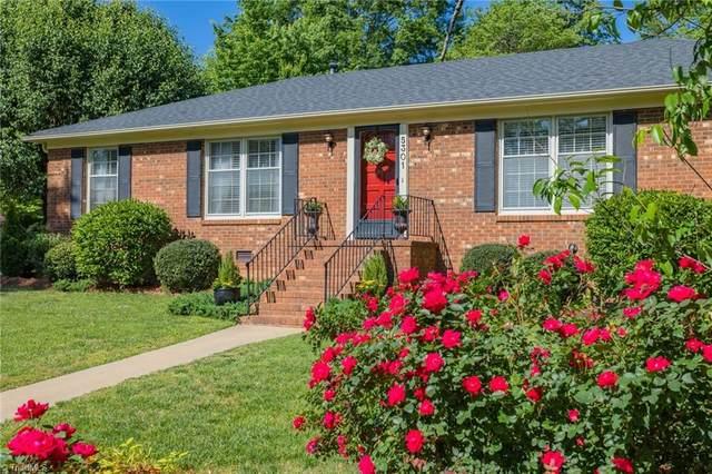 5301 Bayberry Lane, Greensboro, NC 27455 (MLS #1028281) :: Berkshire Hathaway HomeServices Carolinas Realty