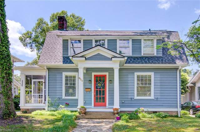 921 N Eugene Street, Greensboro, NC 27401 (MLS #1028337) :: Witherspoon Realty