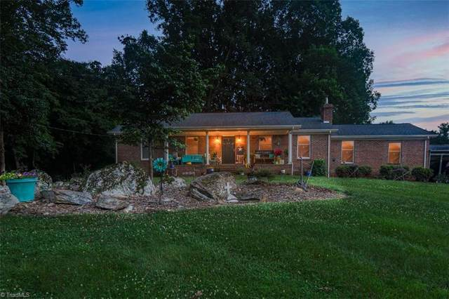 1588 Providence Church Road, Pleasant Garden, NC 27313 (MLS #1028399) :: Hillcrest Realty Group
