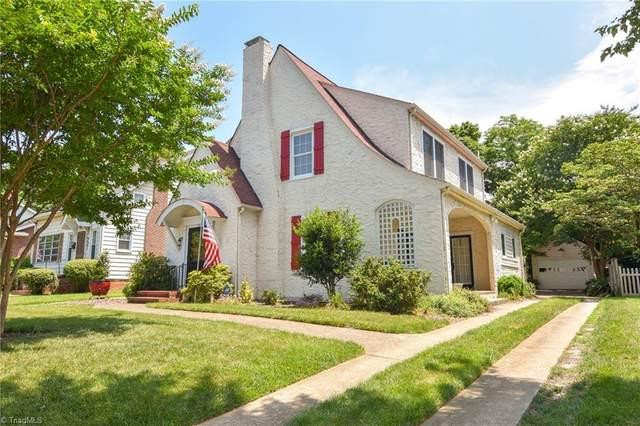 725 Miller Street, Winston Salem, NC 27103 (MLS #1028501) :: Greta Frye & Associates | KW Realty Elite