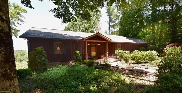 202 Lake Hills Lane, Wilkesboro, NC 28697 (#1028608) :: Rachel Kendall Team
