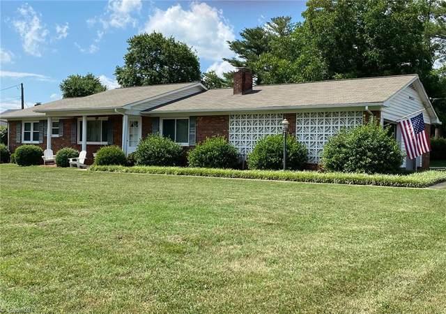 4415 Glenn Hi Road, Winston Salem, NC 27107 (MLS #1028626) :: Ward & Ward Properties, LLC