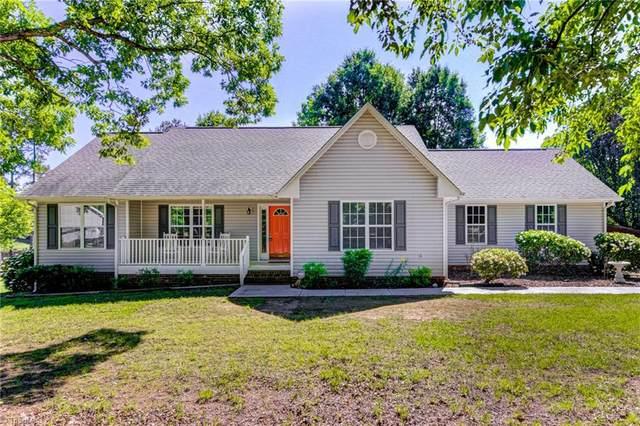 6409 Charter Oak Drive, Pleasant Garden, NC 27313 (MLS #1028631) :: Lewis & Clark, Realtors®
