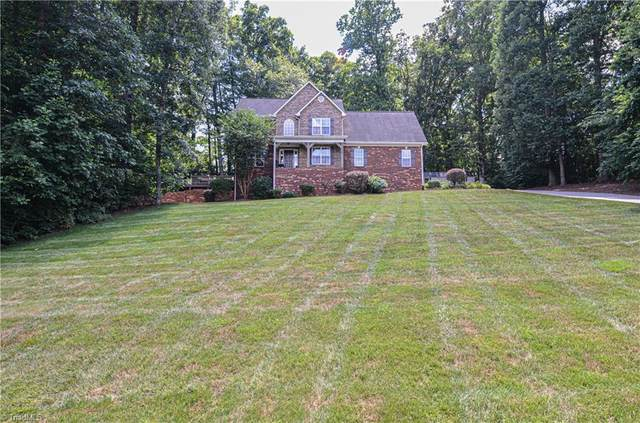 368 Noralin Drive, Winston Salem, NC 27107 (MLS #1028694) :: Witherspoon Realty
