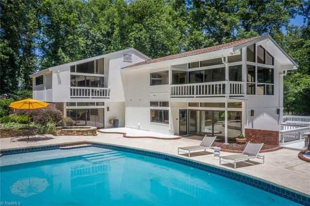 1 Chowan Road, Greensboro, NC 27407 (MLS #1028702) :: Ward & Ward Properties, LLC