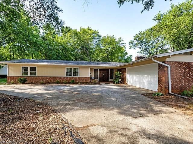 901 Meade Drive, Greensboro, NC 27410 (MLS #1028830) :: Lewis & Clark, Realtors®