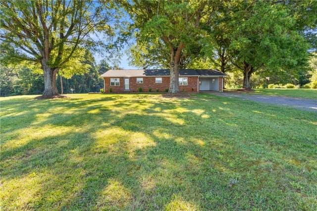 1832 Falcon Road, East Bend, NC 27018 (#1028864) :: Rachel Kendall Team