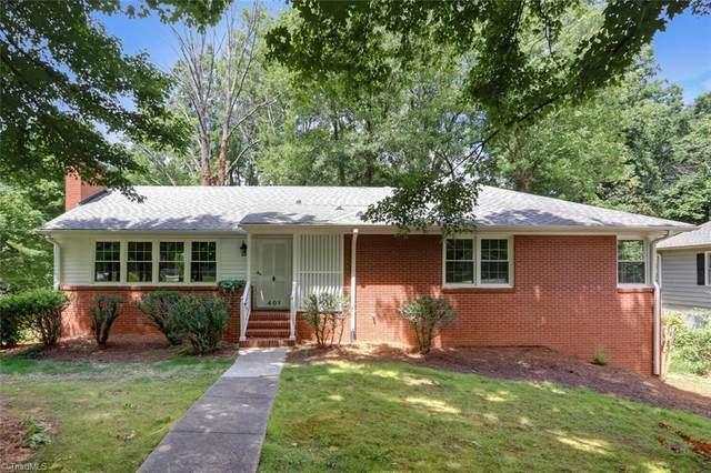 401 N Holden Road, Greensboro, NC 27410 (MLS #1028873) :: Ward & Ward Properties, LLC