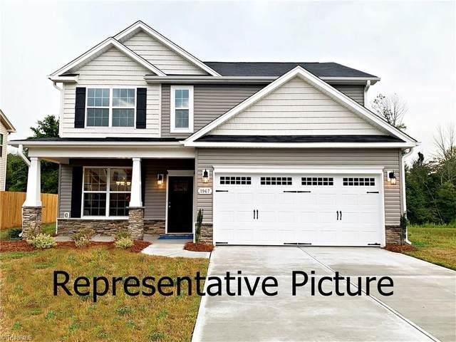 1928 Kippen Drive Lot 19, Kernersville, NC 27284 (MLS #1028932) :: Hillcrest Realty Group
