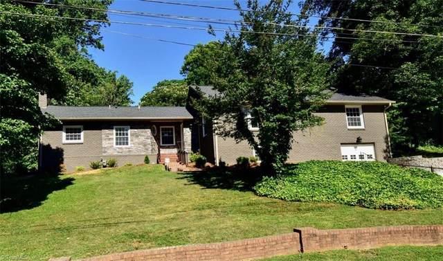 1000 Wendover Circle, Winston Salem, NC 27106 (MLS #1028995) :: Ward & Ward Properties, LLC