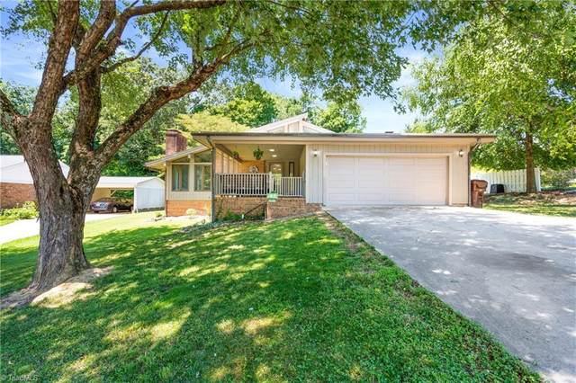 1329 Florida Street, High Point, NC 27262 (MLS #1030074) :: Greta Frye & Associates | KW Realty Elite