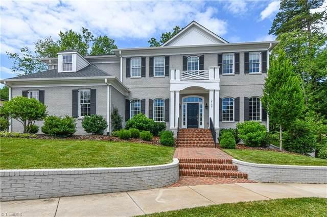 2107 Berkshire Lane, Greensboro, NC 27408 (MLS #1030256) :: EXIT Realty Preferred