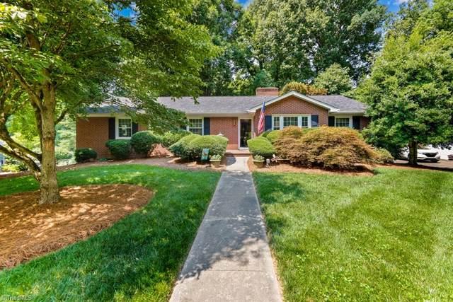 2853 Wesleyan Lane, Winston Salem, NC 27106 (MLS #1030267) :: Berkshire Hathaway HomeServices Carolinas Realty