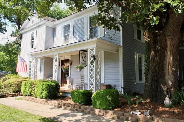 1013 Barnes Street, Reidsville, NC 27320 (MLS #1030530) :: Witherspoon Realty