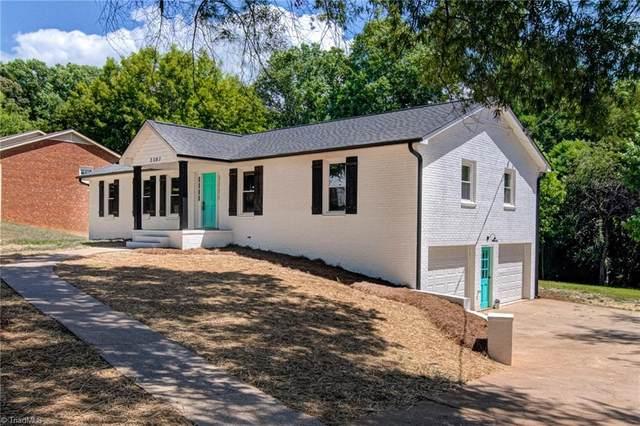 2307 Palo Verde Drive, Winston Salem, NC 27106 (MLS #1030709) :: Ward & Ward Properties, LLC