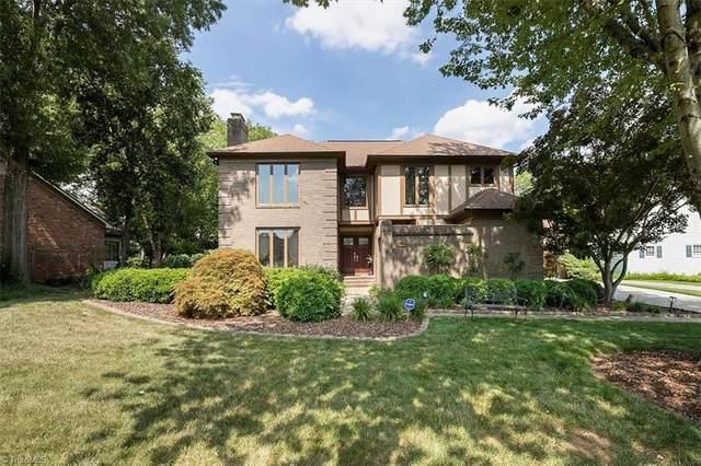 3304 Timberview Circle, Greensboro, NC 27410 (MLS #1030785) :: Ward & Ward Properties, LLC