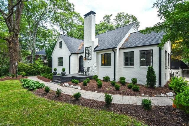 1802 W Market Street, Greensboro, NC 27403 (#1030924) :: Mossy Oak Properties Land and Luxury