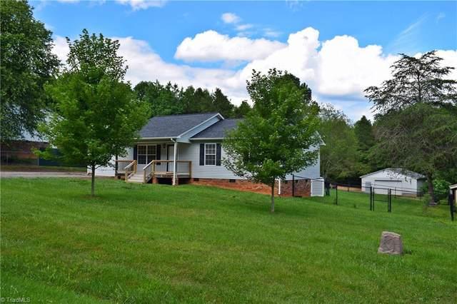 2338 Jerico Road, Asheboro, NC 27205 (MLS #1030934) :: Ward & Ward Properties, LLC