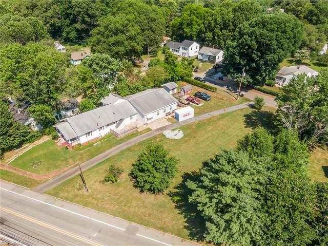 697 Salisbury Ridge Road, Winston Salem, NC 27127 (MLS #1031039) :: Ward & Ward Properties, LLC