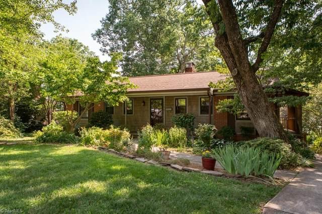 1107 Surry Drive, Greensboro, NC 27408 (MLS #1031143) :: Ward & Ward Properties, LLC