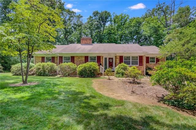 1311 Westridge Road, Greensboro, NC 27410 (MLS #1031353) :: Ward & Ward Properties, LLC