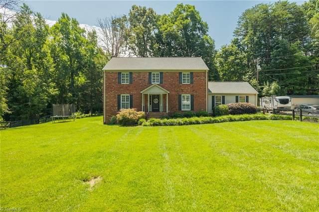 5801 Carriage Lane, Greensboro, NC 27410 (MLS #1031690) :: Ward & Ward Properties, LLC
