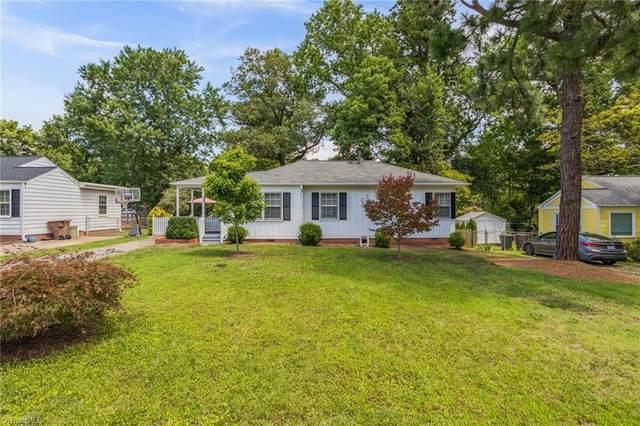 2334 Albright Drive, Greensboro, NC 27408 (MLS #1031905) :: Ward & Ward Properties, LLC