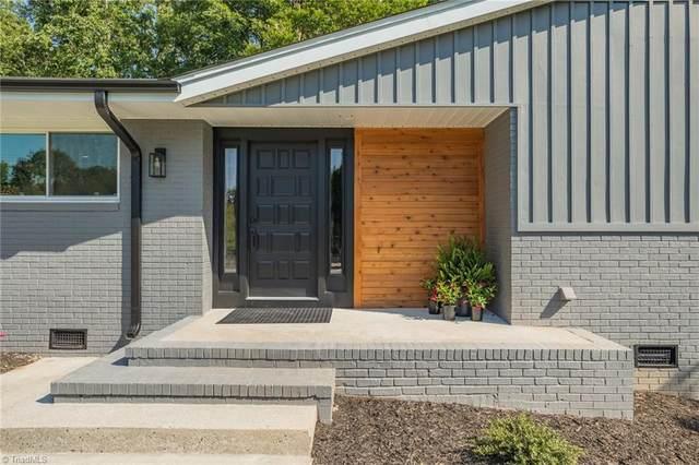 511 Hayworth Circle, High Point, NC 27262 (MLS #1031917) :: Ward & Ward Properties, LLC
