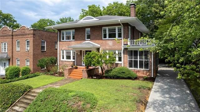 207 S Mendenhall Street, Greensboro, NC 27403 (MLS #1032052) :: Berkshire Hathaway HomeServices Carolinas Realty