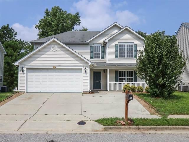 3000 Woodbluff Drive, Greensboro, NC 27406 (MLS #1032756) :: Ward & Ward Properties, LLC