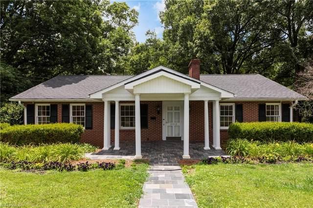 3112 Country Club Road, Winston Salem, NC 27104 (MLS #1032788) :: Ward & Ward Properties, LLC