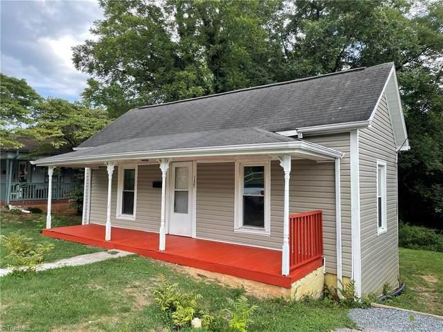 138 W Acadia Avenue, Winston Salem, NC 27127 (MLS #1032853) :: Ward & Ward Properties, LLC