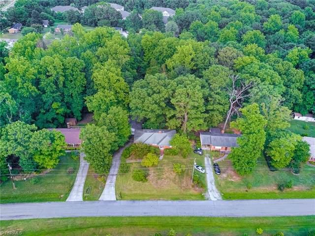 1505 Verdun Drive, Greensboro, NC 27409 (MLS #1032898) :: Ward & Ward Properties, LLC