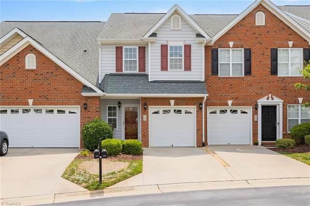 4484 Piedmont Trace Drive, Greensboro, NC 27409 (MLS #1033121) :: EXIT Realty Preferred