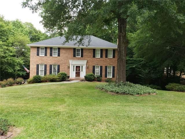 1801 Ramhurst Drive, Clemmons, NC 27012 (#1033134) :: Premier Realty NC