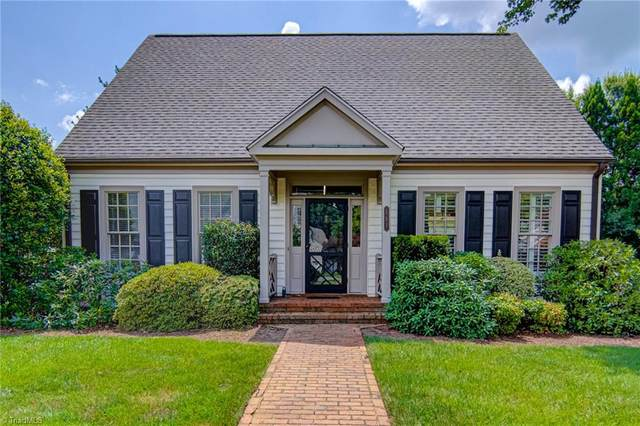 185 Westhaven Circle, Winston Salem, NC 27104 (MLS #1033618) :: Ward & Ward Properties, LLC