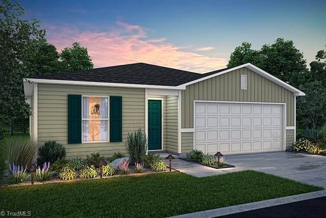 2362 Heritage View Lane, Thomasville, NC 27360 (#1033679) :: Premier Realty NC