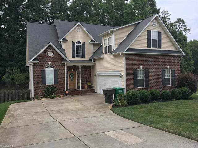 2285 Glen Cove Way, High Point, NC 27265 (MLS #1033772) :: Ward & Ward Properties, LLC