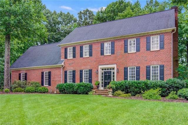 2803 Hackney Way, Jamestown, NC 27282 (MLS #1033825) :: Ward & Ward Properties, LLC