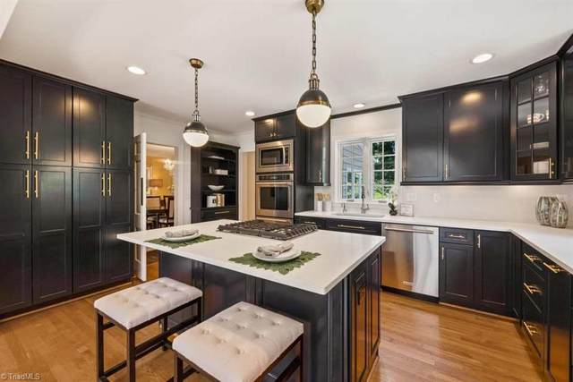 646 Roslyn Road, Winston Salem, NC 27104 (MLS #1033896) :: Ward & Ward Properties, LLC