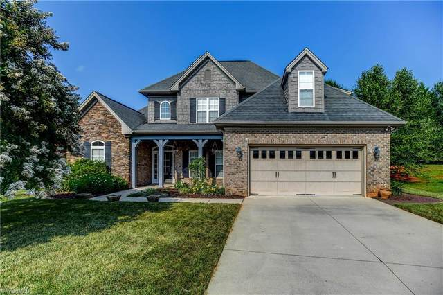 1223 Ridge Grove Court, Lewisville, NC 27023 (MLS #1033986) :: Ward & Ward Properties, LLC