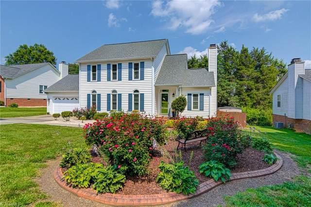 964 Huntington Run Lane, Kernersville, NC 27284 (MLS #1033989) :: Ward & Ward Properties, LLC