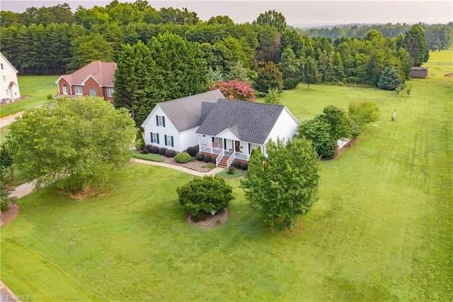 8204 Fox Briar Court, Greensboro, NC 27455 (MLS #1034169) :: Ward & Ward Properties, LLC