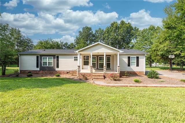 1149 Nc Highway 801 N, Advance, NC 27006 (MLS #1034295) :: Ward & Ward Properties, LLC
