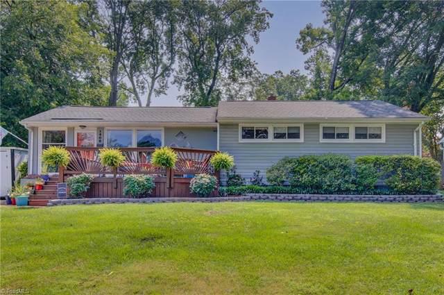 1408 Quail Drive, Greensboro, NC 27408 (MLS #1034354) :: Hillcrest Realty Group