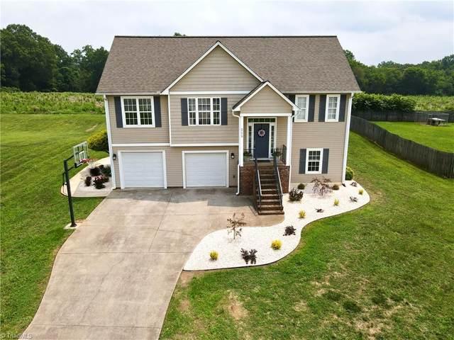 229 Charleston Ridge Drive, Mocksville, NC 27028 (MLS #1034419) :: Ward & Ward Properties, LLC